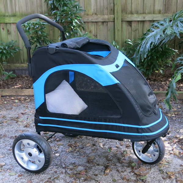 Dog Stroller - front view