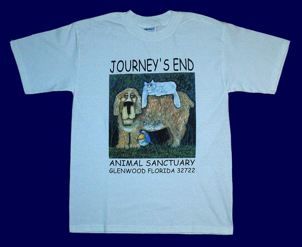 Journey's End T-shirt